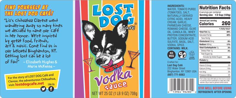 lost dog cafe menu pdf